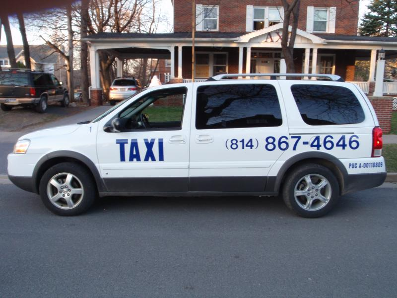 # 1 Taxi in State College, Penn State